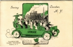 1908 seeing candor fold out postcard by diamon bros.